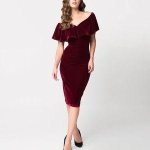 NWOT Unique Vintage Sophia dress